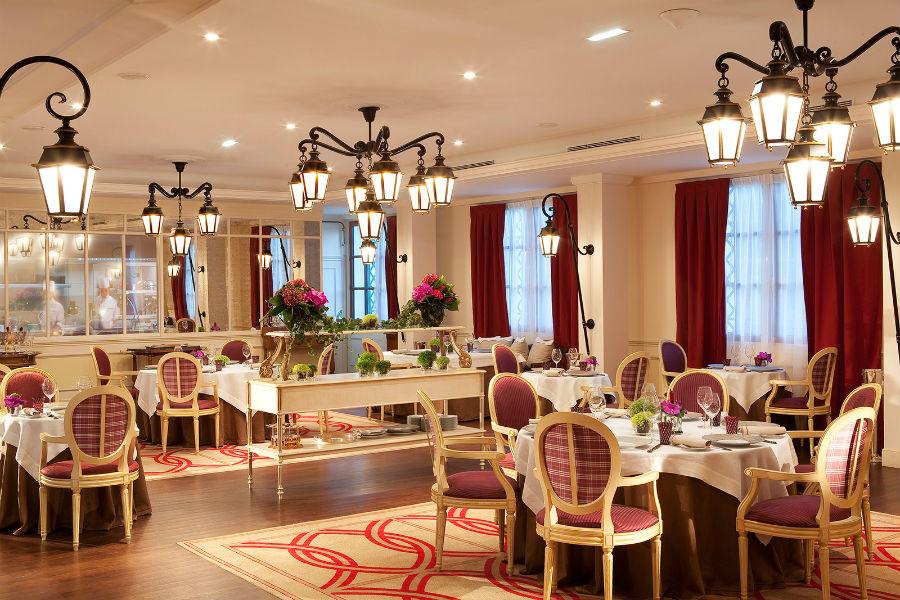 L'Auberge du Jeu de Paume Relais & Chateaux - ristorante