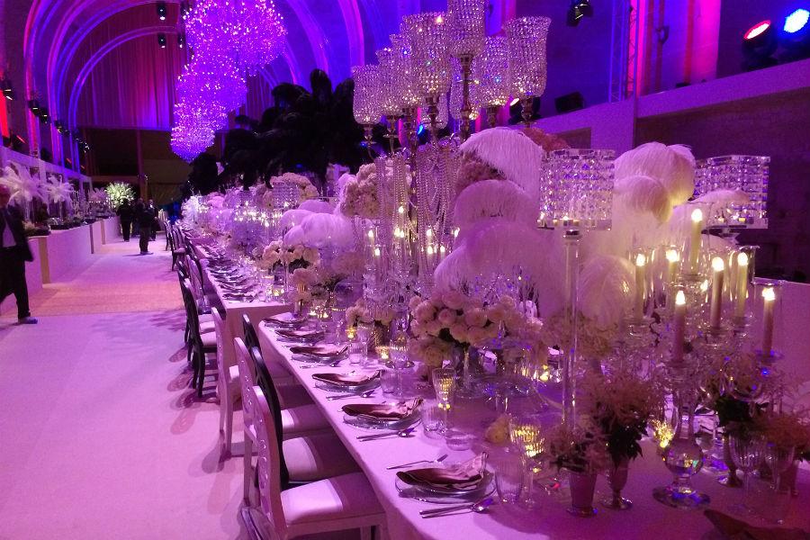 L'Auberge du Jeu de Paume Relais & Chateaux - allestimento per cerimonie
