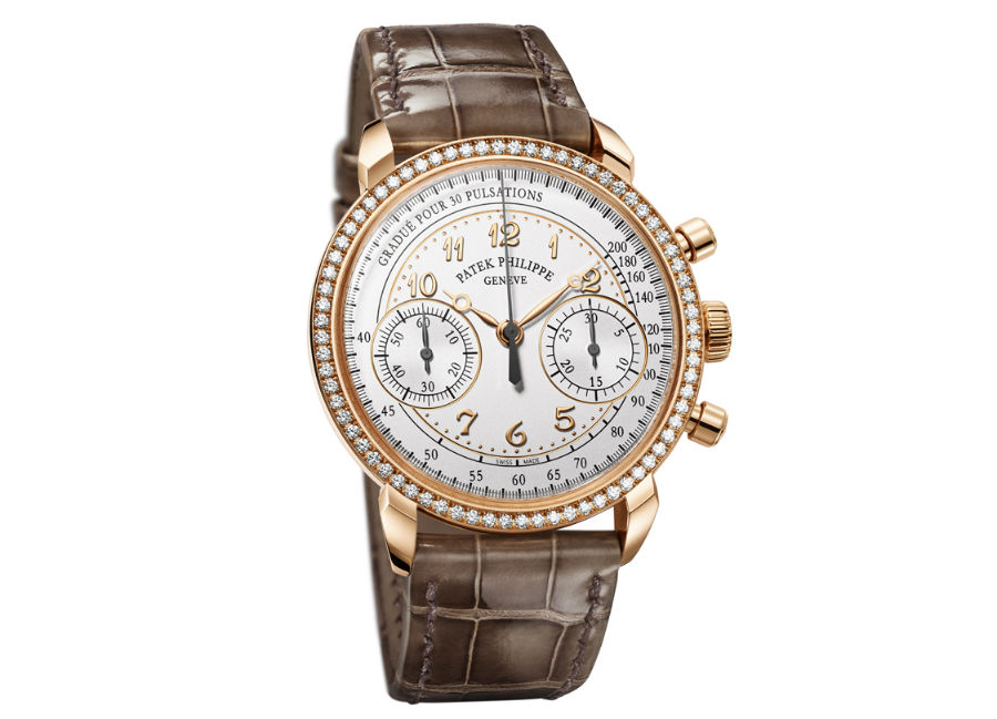 Baselworld 2018 - Patek Philippe Ladies Chronograph - Ref. 7150/250R-001