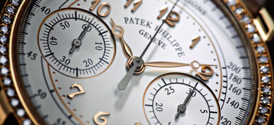 Baselworld 2018 - Patek Philippe Ladies Chronograph - Ref. 7150/250R-001