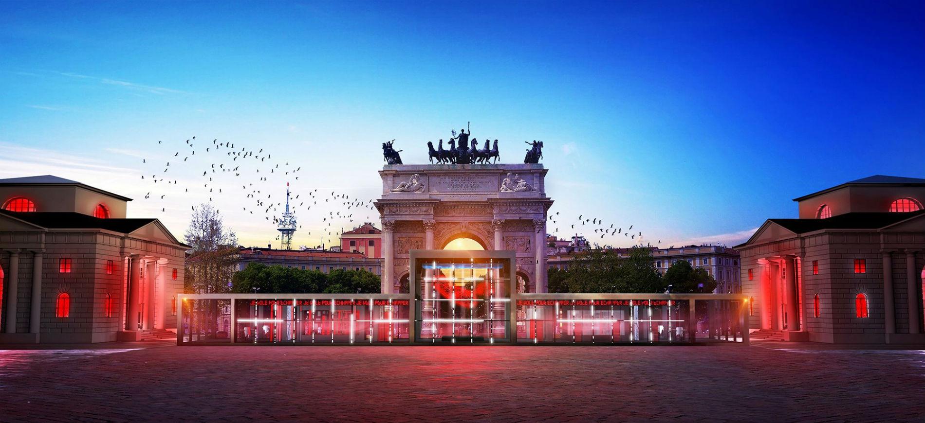 MILANO DESIGN WEEK 2018 - Fuorisalone: The best of - nell'immagine l'installazione di Cartier