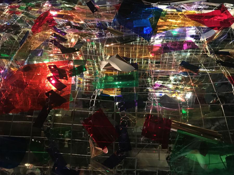 MILANO DESIGN WEEK 2018 - Fuorisalone: The best of - nell'immagine l'installazione di Rachel Hayes
