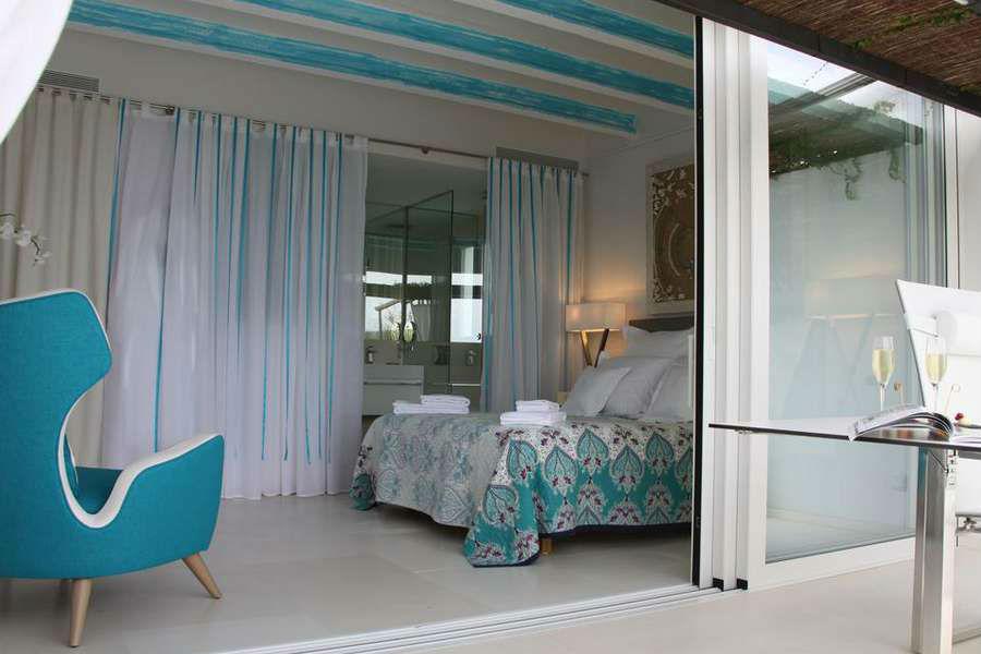 L'Hotel Calma Blanca, Cadaqués - Spagna: camera