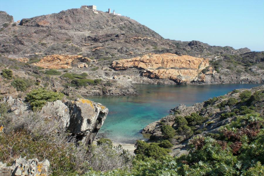 L'Hotel Calma Blanca, Cadaqués - Spagna: scorci del vicino parco naturale di Cap Creus
