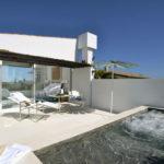 L'Hotel Calma Blanca a Cadaqués in Spagna