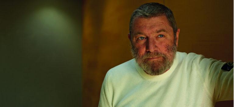 Carlo Rivetti, CEO Stone Island - portrait