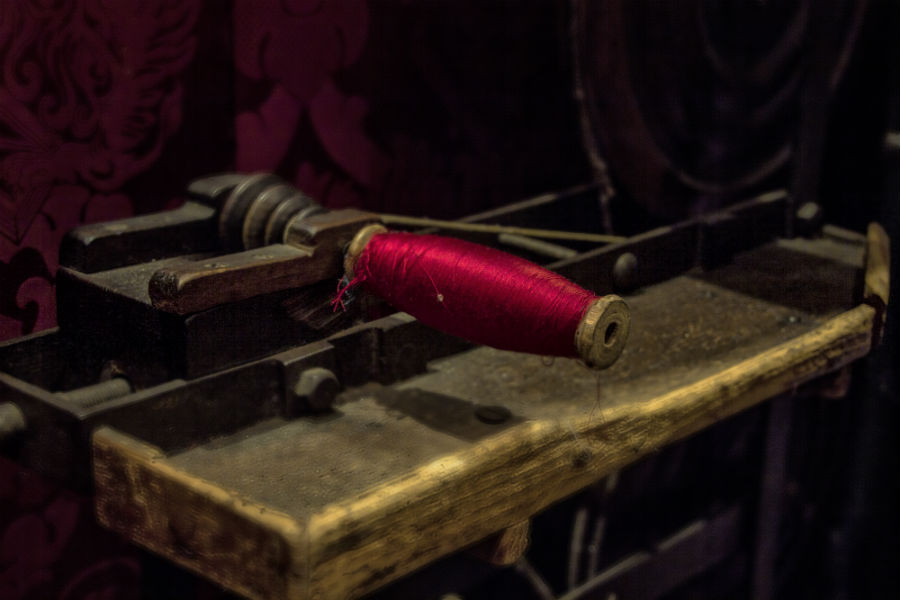 Tessitura Luigi Bevilacqua - Emanuele Bevilacqua - macchinari per la tessitura