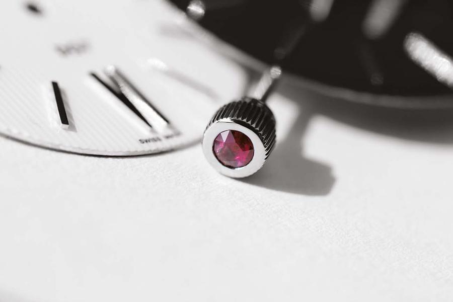 Dolce&Gabbana: dettaglio di un orologio