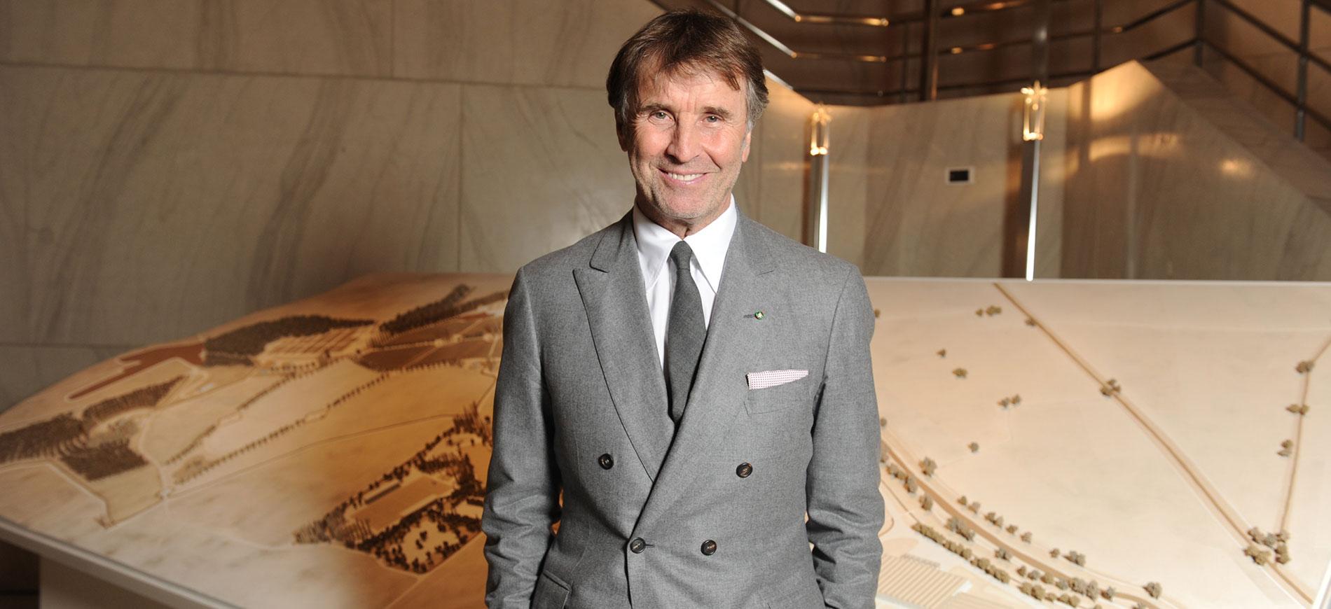 Imprenditori Italiani: Brunello Cucinelli portrait