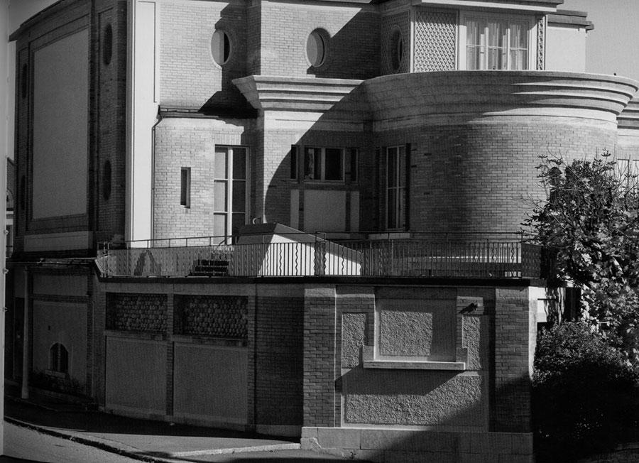 Le Corbusier - Villa Schwob: esterno