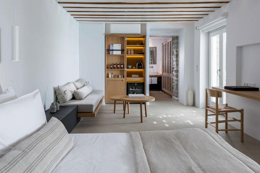 Bill & Coo Hotel - Mykonos: suite