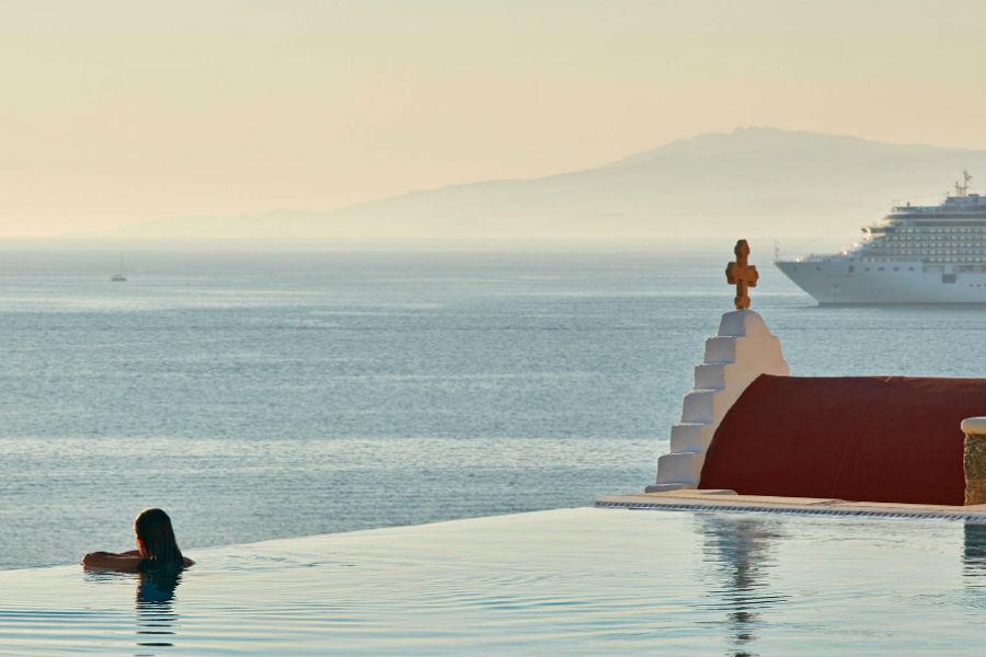 Bill & Coo Hotel - Mykonos: piscina