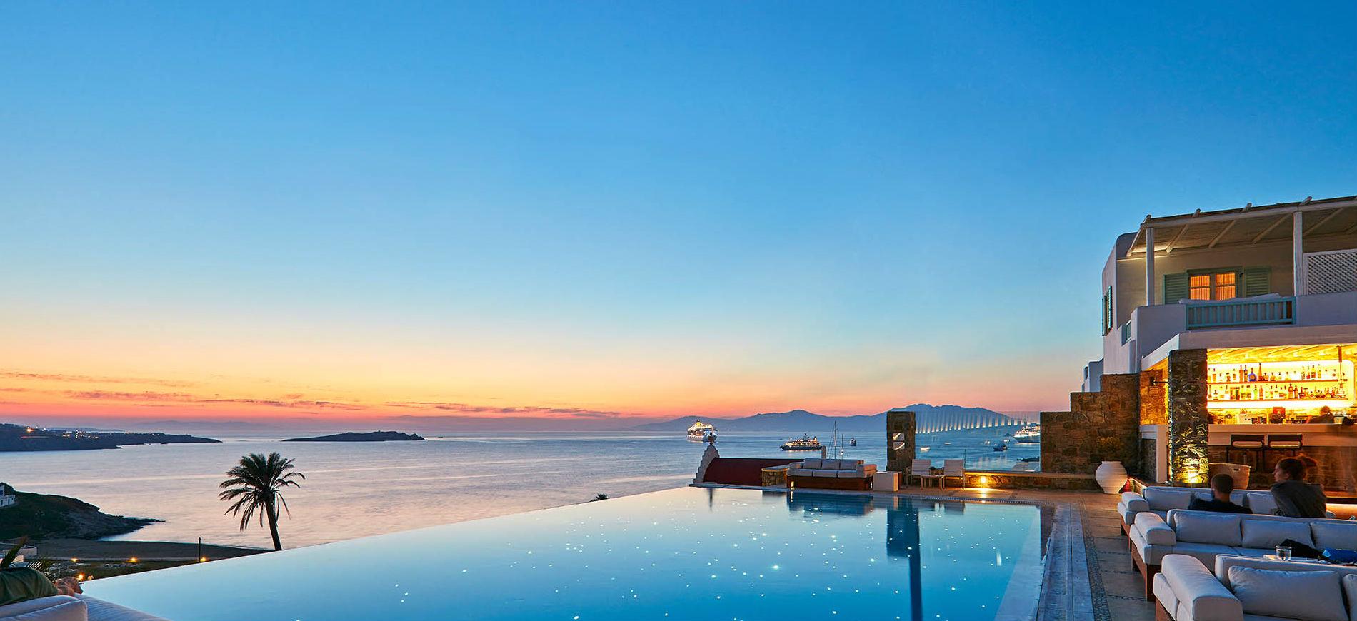Bill & Coo Hotel - Mykonos