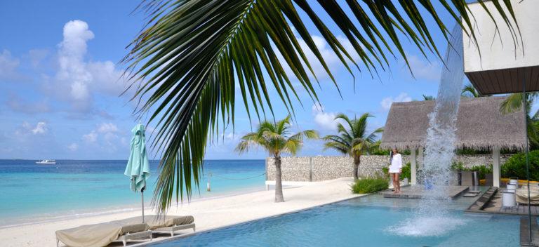 Landaa Giraavaru Four Seasons Resorts: spiaggia