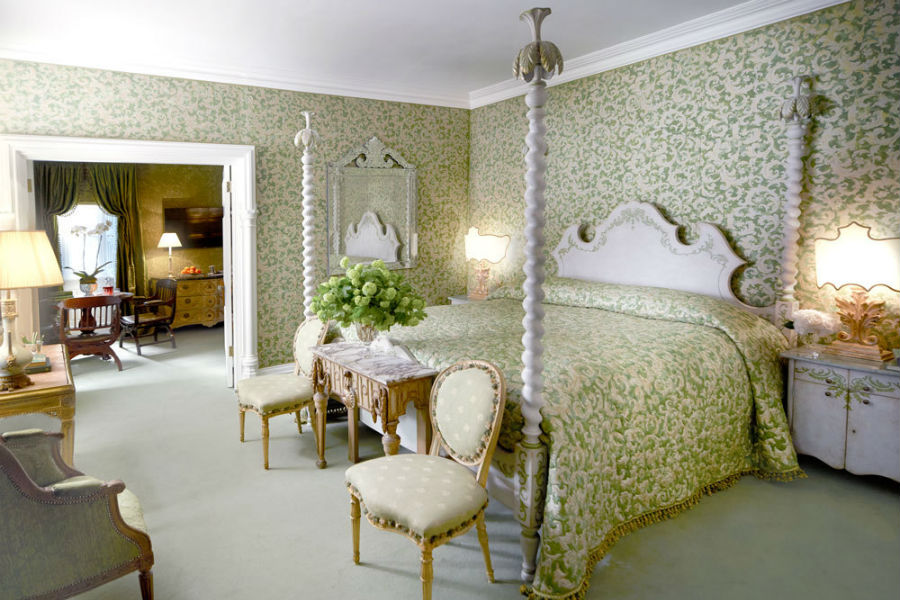 Ashford Castle Hotel in Irlanda: suite