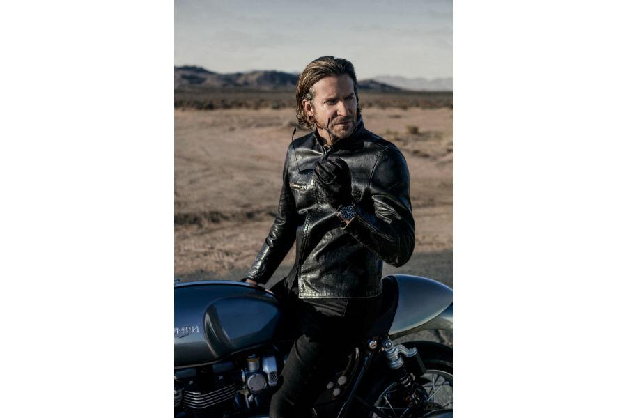 "Bradley Cooper per l'IWC Big Pilot's Watch Edition ""Le Petit Prince"""