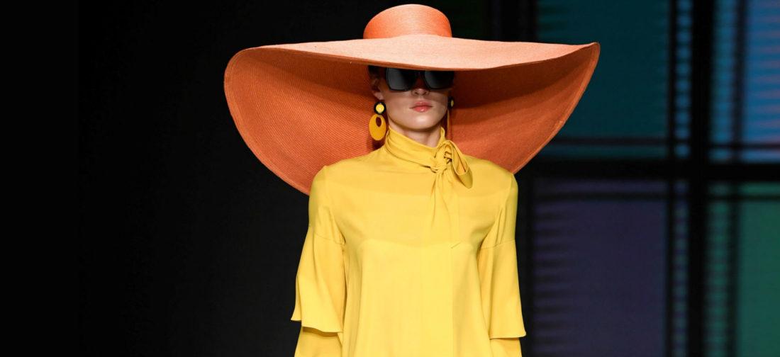 Daks - Milano Fashion Week: in passerella un modello femminile per la SS 2019