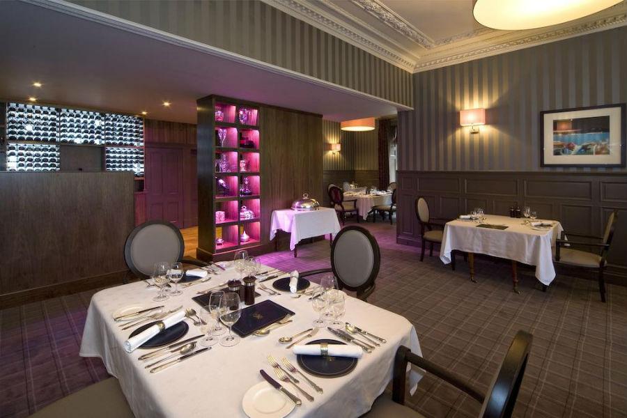 Isle of Eriska Hotel, Spa & Island - Scozia: ristorante