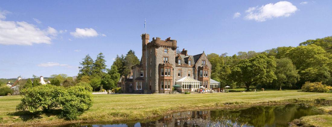 Isle of Eriska Hotel, Spa & Island - Scozia: esterno della struttura