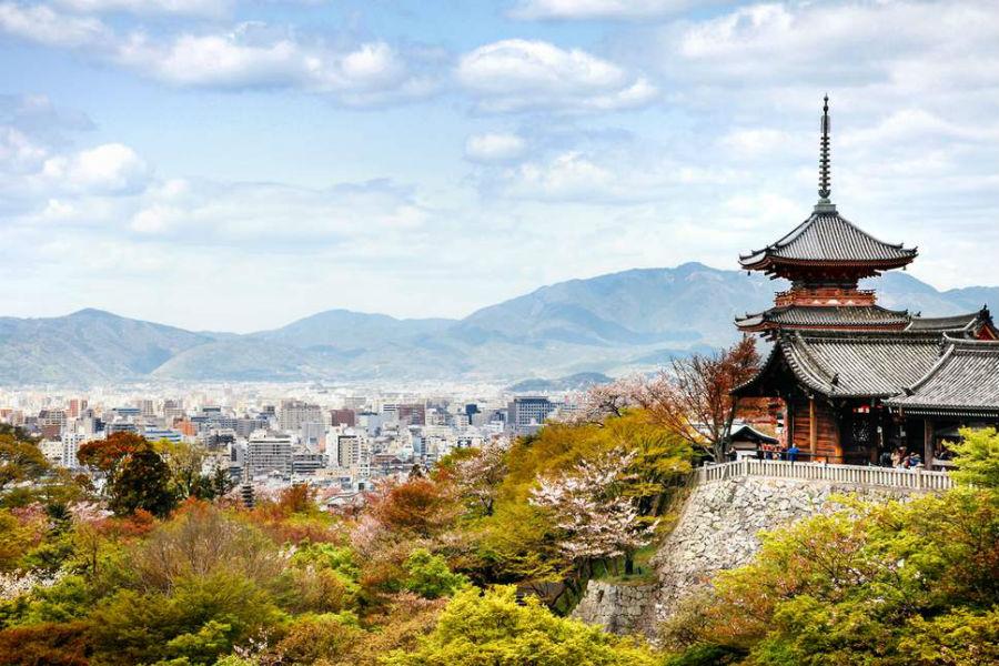Four Seasons Private Jet - Kioto