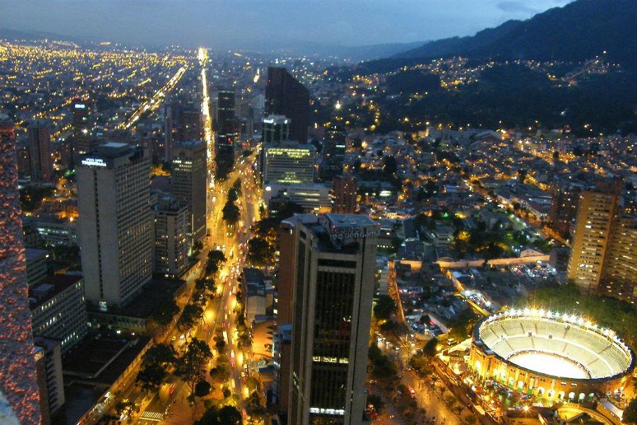 Four Seasons Private Jet - Bogotà