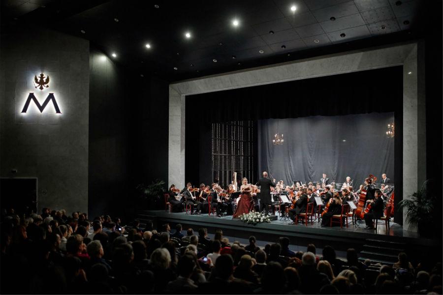Porto Montenegro - evento teatrale