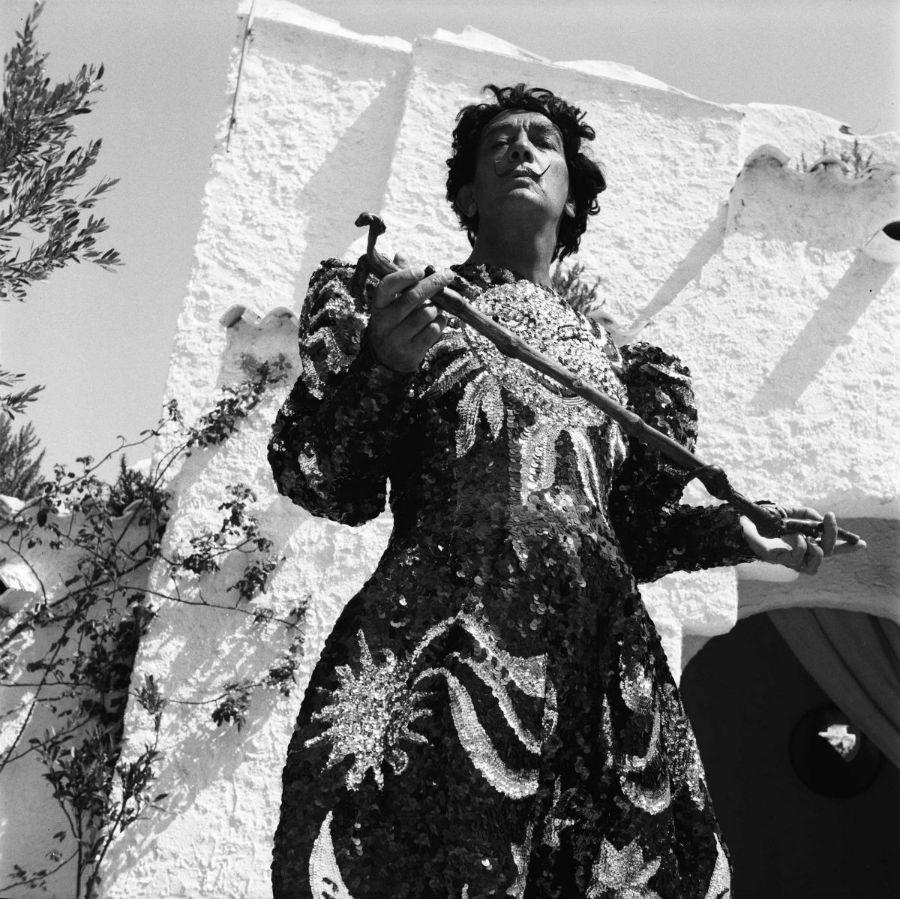 Salvador Dalí, Jean Clemmer, un incontro, un'opera: Mise en scène avec Ginesta, Le Clown, Port Lligat,1962