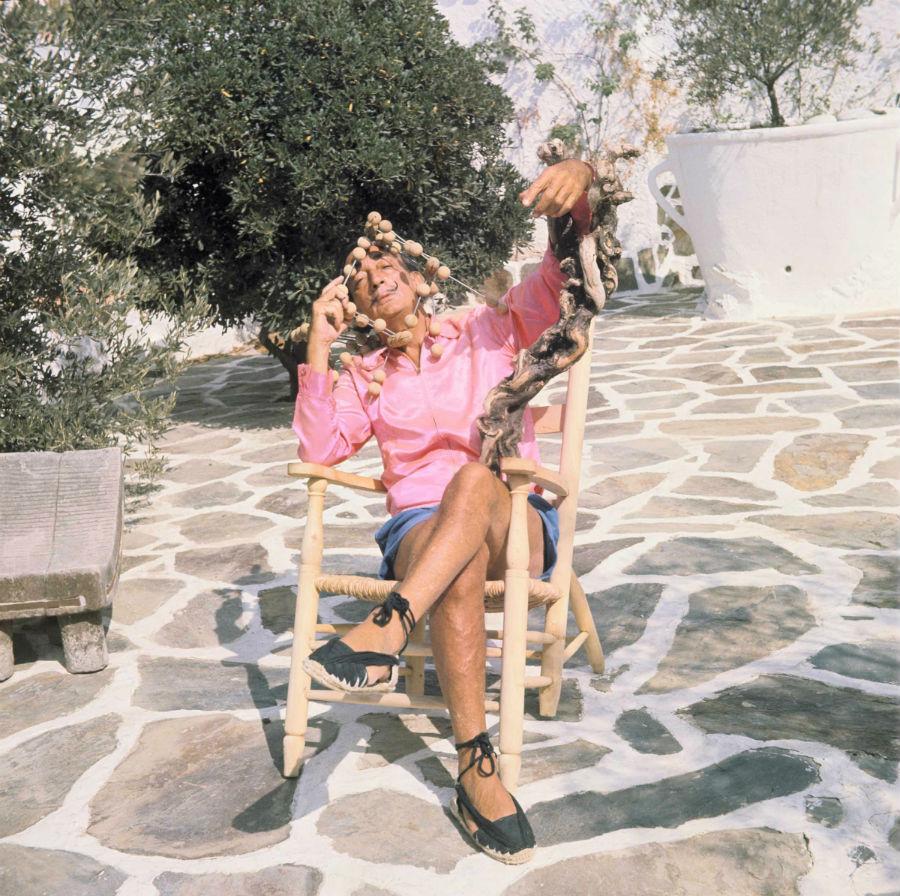 Salvador Dalí, Jean Clemmer, un incontro, un'opera: Mise en scène, L'Atome, Port Lligat, 1962