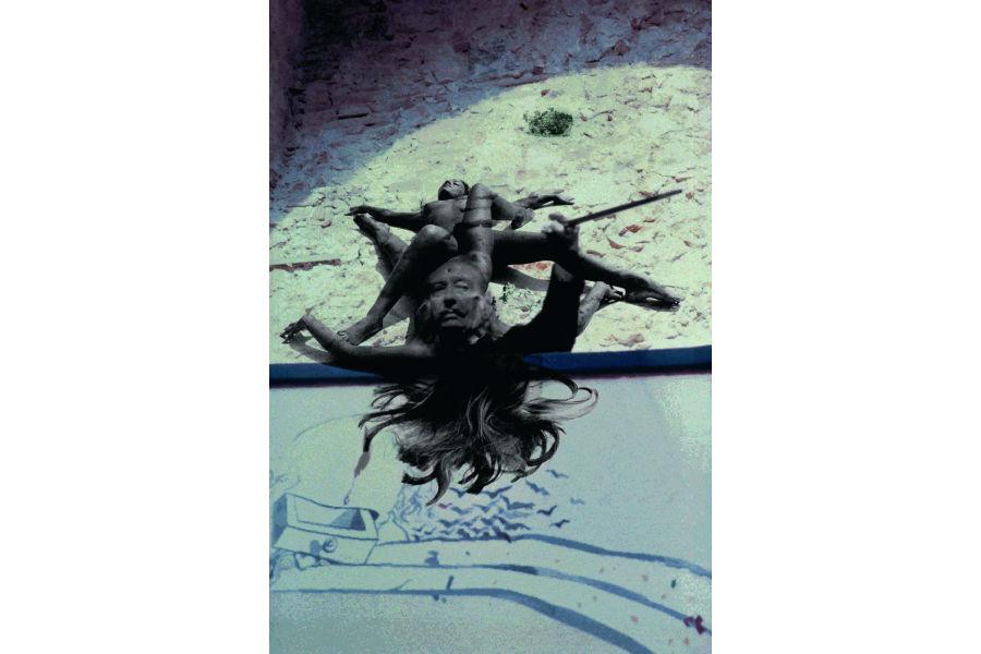 Salvador Dalí, Jean Clemmer, un incontro, un'opera: Métamorphose, L'Oeil du Maître , vers 1980