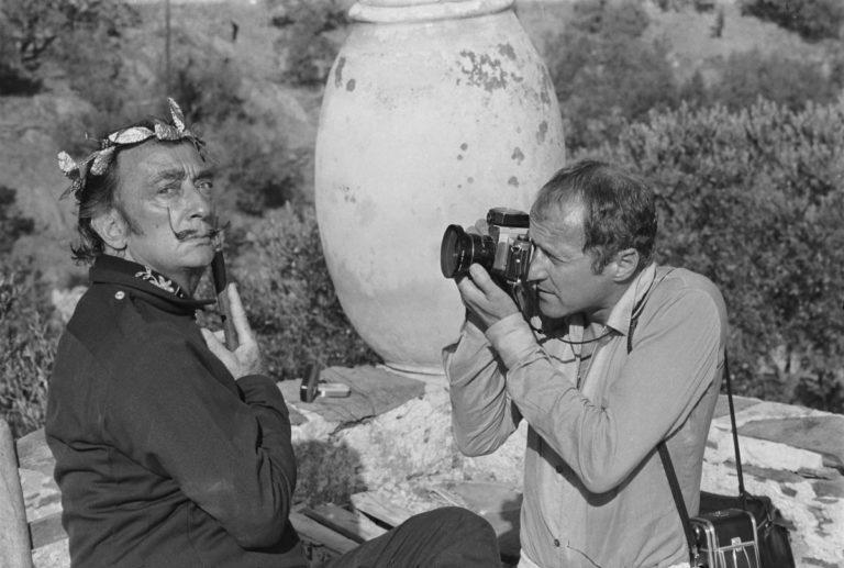 Salvador Dalí e Jean Clemmer