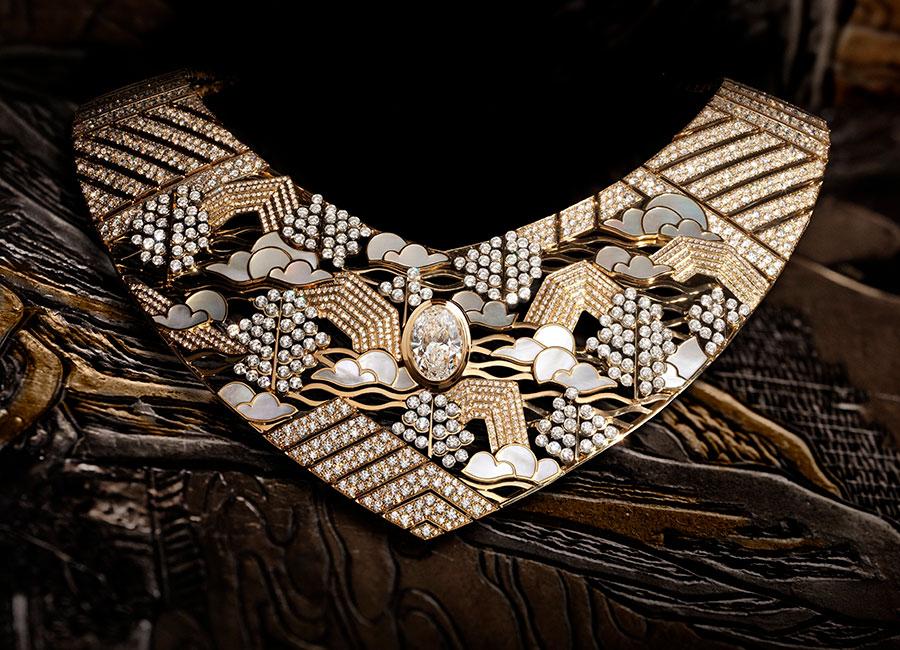 super popolare cab4c 0b72a Chanel gioielli: la collezione di alta gioielleria Coromandel