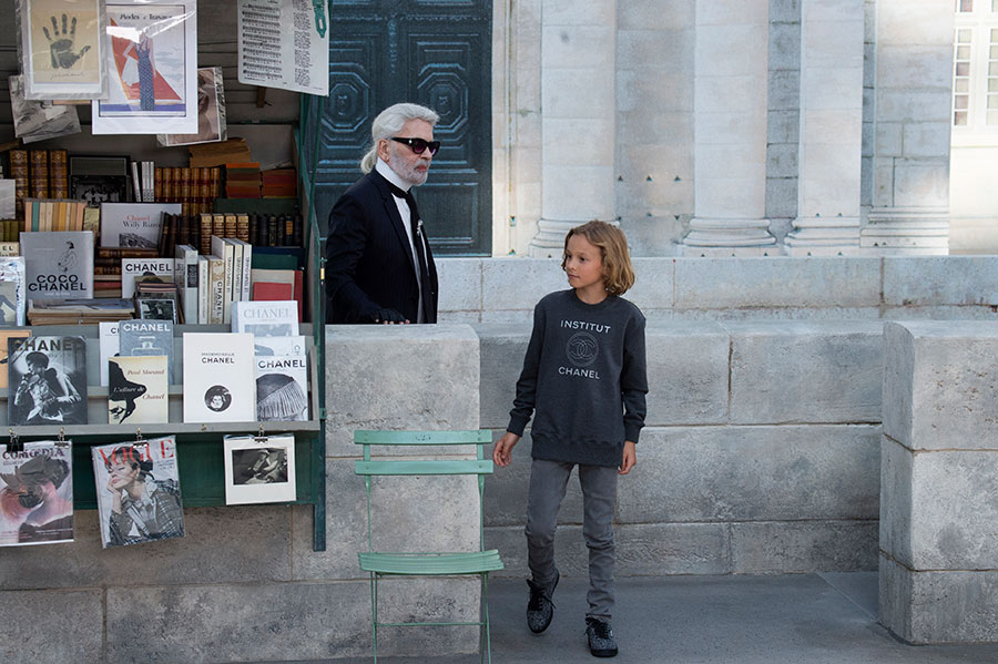 Chanel Haute Couture: Karl Lagerfeld