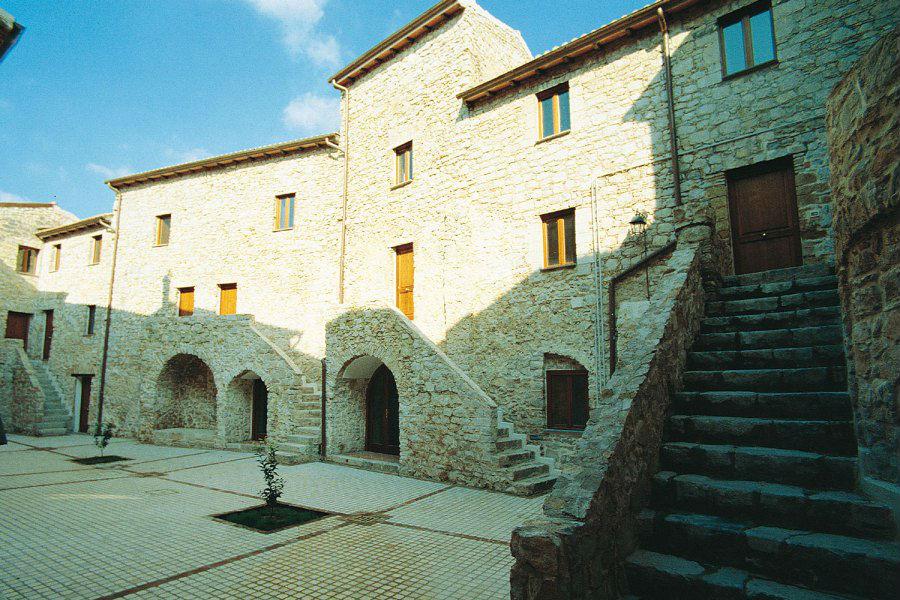 Palazzo Caetani – La Giudea