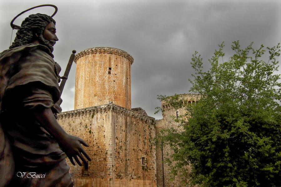Castello Caetani - credits V.Bucci