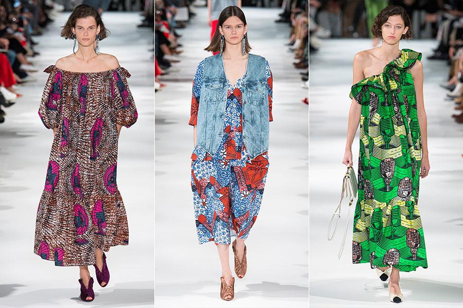 Tendenze moda estate 2018 - Stella Mc Cartney: 3 modelli della collezione Primavera Estate 2018