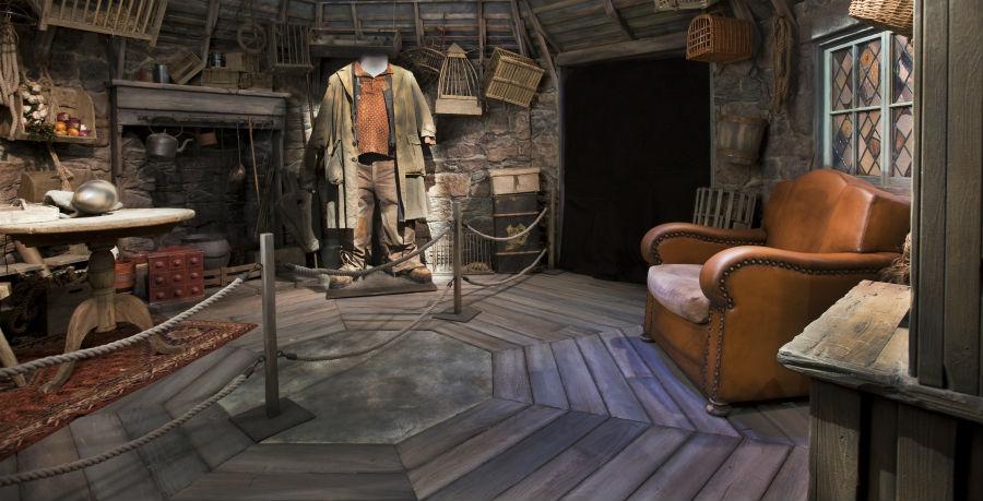 Harry Potter: The Exhibition - la casa di Hagrid