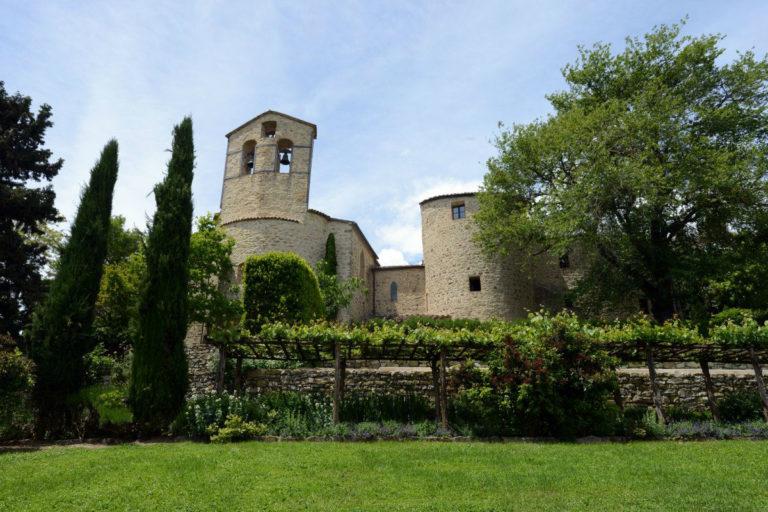 Borgo Castello di Fighine - facciata principale