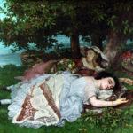 Courbet e la natura a Palazzo dei Diamanti