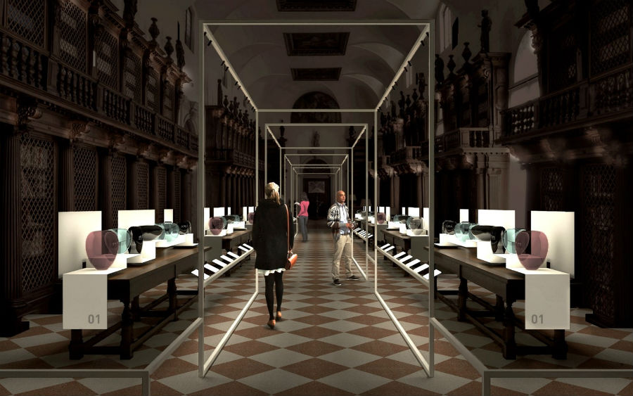 Fondazione Cini - Venezia - Homo Faber: Centuries of Shape – Libreria Longhena