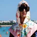 Gucci Cruise Uomo 2019 porta la moda nel sogno della Côte d'Azur