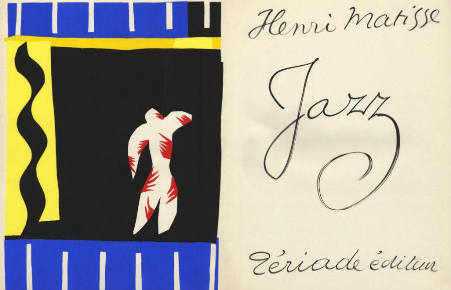 Henri Matisse, sulla scena dell'arte - sezione jazz