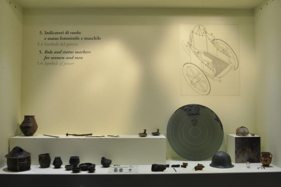 La Roma dei Re in mostra nei Musei Capitolini: Indicatori di ruolo