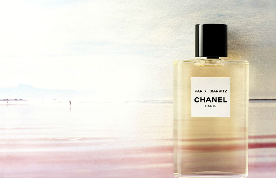 Profumi Chanel - collezione Eaux de Chanel: la fragranza Paris-Biarritz