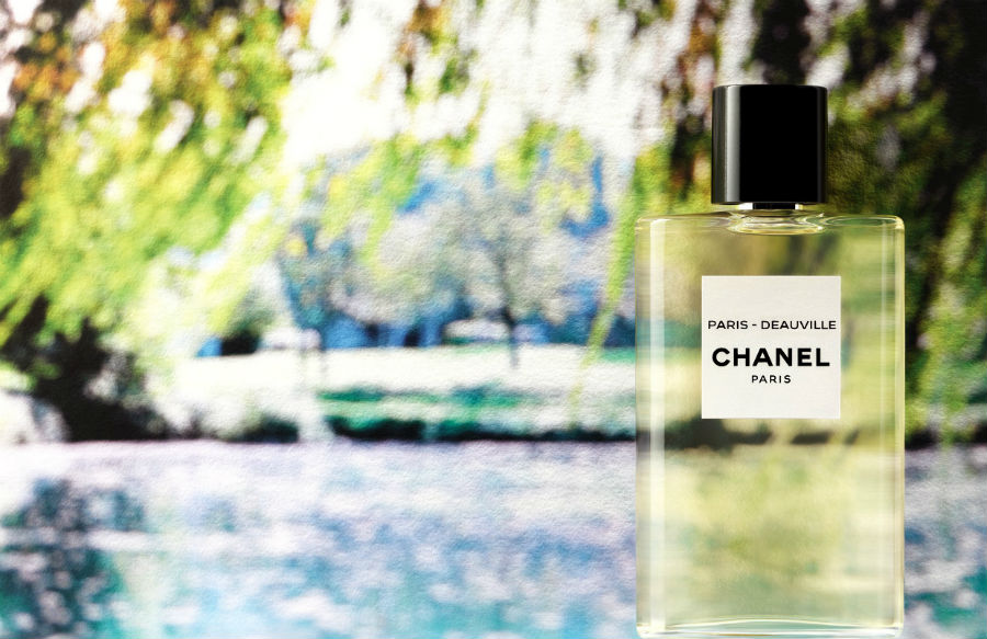Profumi Chanel - collezione Eaux de Chanel: la fragranza Paris-Deauville