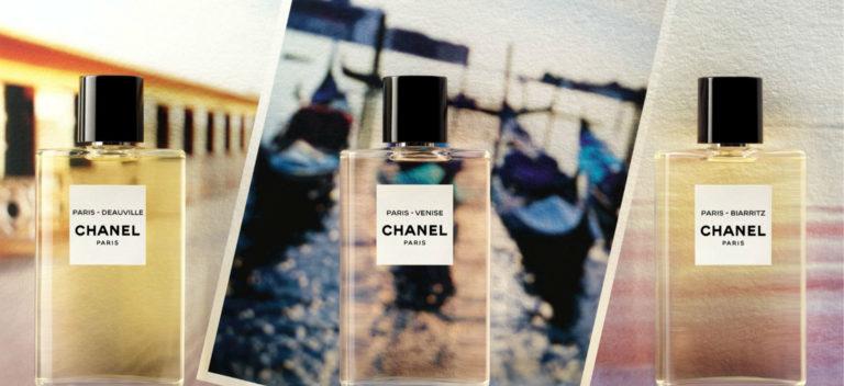 Profumi Chanel - collezione Eaux de Chanel: le tre nuove fragranze Chanel
