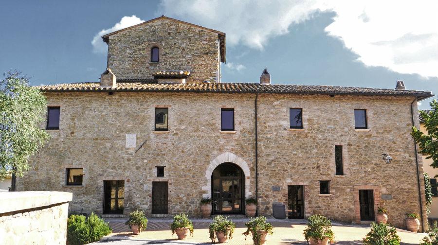 Brunello Cucinelli - nell'immagine il castello di Solomeo