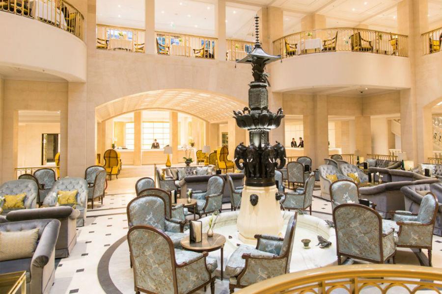 Hotel Adlon Kempinski Berlin: lussuosa area comune