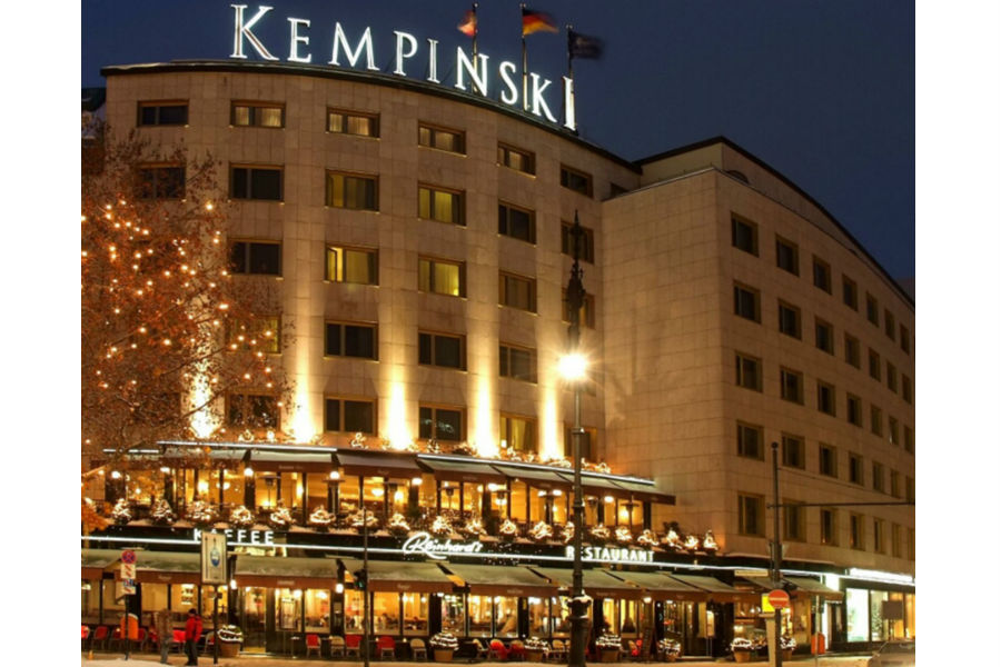 Hotel Adlon Kempinski Berlin: esterno dell'hotel