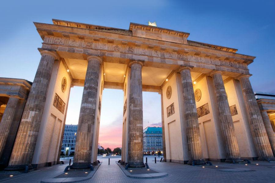 Hotel Adlon Kempinski Berlin: la suggestiva porta di Brandeburgo