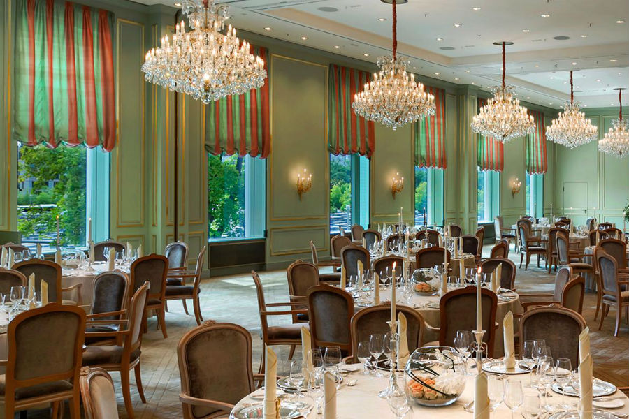 Hotel Adlon Kempinski Berlin: ristorante